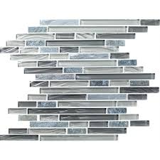 new era ii linear collection glossy glass tumbled slate shell grey surfaces usa