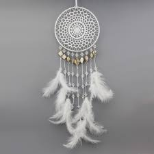 Dream Catcher With Crystals Big 100100cm New Originality Dreamcatcher Shell Crystal Wind Chimes 14