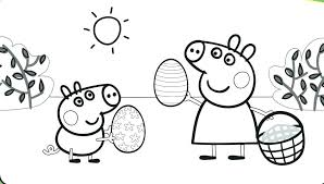 Pig Coloring Pages For Kids Pig Coloring Pages For Kids Peppa Pig