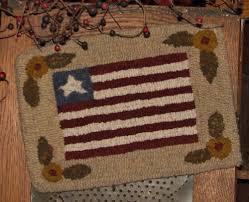 image american flag rug