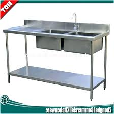 stainless steel outdoor sink. Stainless Steel Outdoor Sink Station Designs And Ideas 9 Portable .