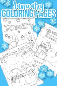 Make your world more colorful with printable coloring pages from crayola. Happy 2021 Check Out These January Coloring Pages Kids Activities Blog