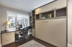 murphy bed home office combination. Murphy Bed Home Office Combination. With Bed. Wall Custom Cabinets Combination I