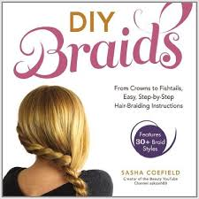 in case you are interested by the book of sasha from the second eyebrow tutorial video diy braids check it here that is another nice way to look good