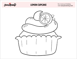See more ideas about coloring pages, cupcake coloring pages, coloring pages for kids. Cupcake Coloring Pages 10 Free Cupcake Printables For Kids