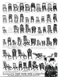 how to identify antique chairs