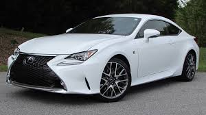 lexus 2015 rc f sport. Wonderful Sport 2015 Lexus RC350 FSport Start Up Road Test And In Depth Review  YouTube And Rc F Sport