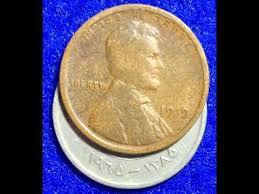 1919 Wheat Penny Very High Mintage 392 Million
