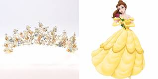 A company is making Disney Princess-inspired <b>wedding tiaras</b> ...