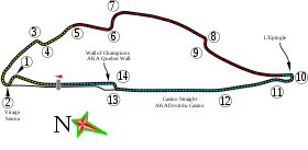 Circuit Gilles Villeneuve Wikipedia
