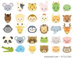 Animal Icon Animal Icon 1 Stock Illustration 47121368 Pixta