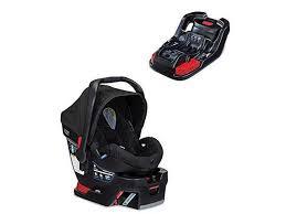 britax b safe 35 with extra car seat base bundle black