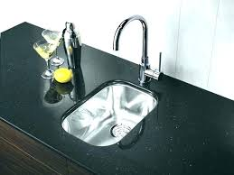 franke orca sink kidney shape with x trend faucet orx110