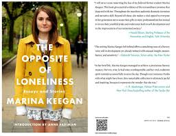 about the opposite of loneliness the opposite of loneliness about bookcovers