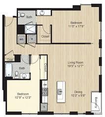 3 Bedroom Apartments In Washington Dc New Decorating Design