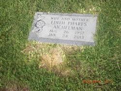 """Edith Lenore """"Edie"""" Phares Aichelman (1957-2013) - Find A Grave ..."""