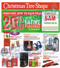 Christmas Trees Store  Christmas Lights DecorationThe Christmas Tree Store Flyer