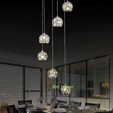 warehouse style lighting. Led Pendant Warehouse Style Light Fixture Modern Villa Duplex Stairs Lamps For Living Room Dining Crystal Ceiling Lighting H