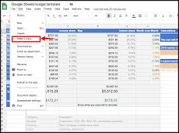 google doc budget template google sheets budget template keepify finance