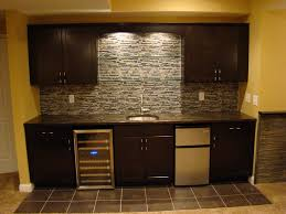 Pretty Basement Wet Bars Image Gallery in Basement Contemporary design  ideas with Pretty basement wet bar