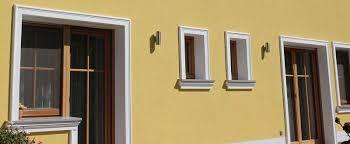 Fensterfaschen Für Die Umrahmung Von Fenster Und Türen Bendu