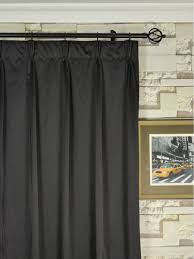 ... Waterfall Dark-colored Triple Pinch Pleat Faux Silk Curtains Heading  Style Waterfall Dark-colored Triple Pinch Pleat Faux Silk Curtains Heading  Style ...