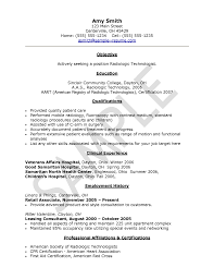 Patient Care Resume Examples For Patient Care Tec Samples Perfect Resume Format 14