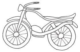 Incantevole Disegni Immagini Mezzi Di Trasporto La Moto Ape Da