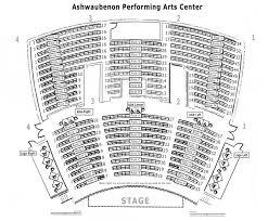 Allen Isd Performing Arts Center Seating Chart Seating Chart Ashwaubenon Pac Green Bay