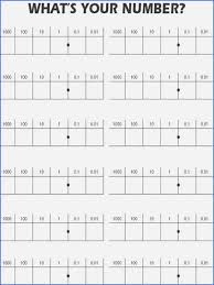 Place Value With Decimals Worksheets Worksheet Fun And
