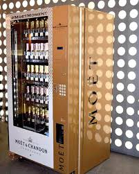 Champagne Vending Machine Fascinating Mama Lion In LA's Koreatown Now Has A Champagne Vending Machine