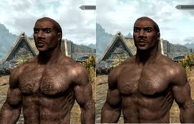 Skyrim Hair Style Mod hairstyles and faces elder scrolls v skyrim mods curse 7143 by wearticles.com