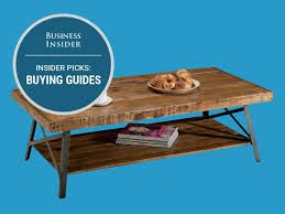 Best wood for table Dining Table Insider Pickstable 2x1 Business Insider The Best Coffee Tables You Can Buy Business Insider