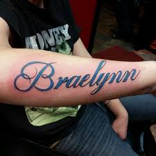 Font Styles For Tattoos Want A Name Tattoo 80 Of The Best Designs For Men And Women