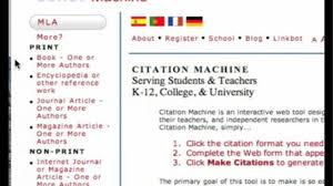 Magazine Article Mla Citation Generator