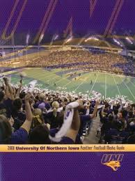 2008 University Of Northern Iowa Panther Football Media