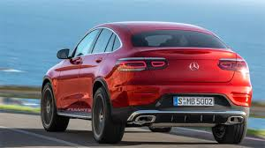 Agile and sleek, the glc coupe puts the stance in substance. 2020 Mercedes Benz Glc Coupe Gets Refreshed Face More Power Youtube
