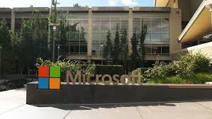 microsoft office in redmond. REDMOND, WASHINGTON, USA- SEPTEMBER 3, 2015:exterior View Of Microsoft Headquarters Office In Redmond