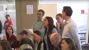 watch roomful of rich white nyc pas get big mad at plan to diversify neighborhood s s