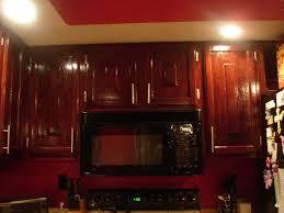 wood wall mounted oak kitchen cabinet