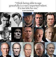 """Clint Eastwood on Twitter: """"Time flies… """""""