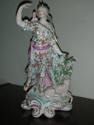cws pelaw antique. Porcelain Figurine Cws Pelaw Antique