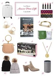 amazon prime gifts under 100