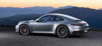 A shadowy leaked image of the new porsche 992 911 rear end sent the internet into a fury. 2019 Porsche 992 911 Carrera S And 4s Revealed La Auto Show 2018