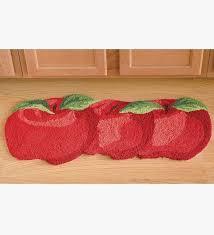 beat apple green kitchen rugs