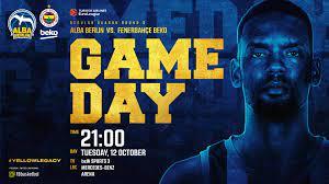 CANLI MAÇ İZLE Alba Berlin-Fenerbahçe Beko BEIN MAÇ LİNKİ - Spor Ekranı  Haberler