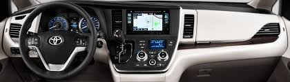 Toyota Sienna Dash Kits | Custom Toyota Sienna Dash Kit
