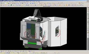 Применение pdm системы teamcenter engineering в дипломном  Затем в соответствии с целью дипломного проекта были произведены соответствующие изменения в электронном макете станка а также создана конструкторская