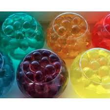 Гидрогель Aliexpress 1200 pcs Crystal Mud Soil Water Beads Bio ...