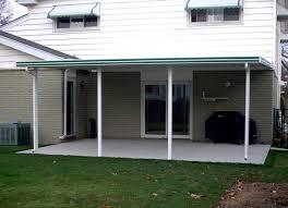 aluminum patio cover Design and Ideas